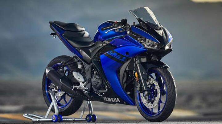 Yamaha's YZF-R3 is back