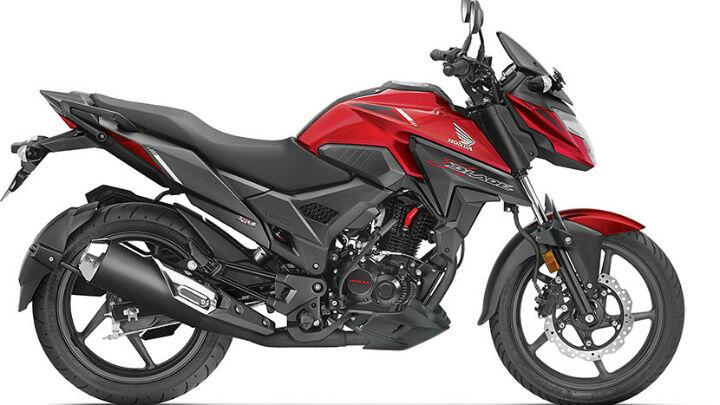 Honda commences booking for the X-Blade