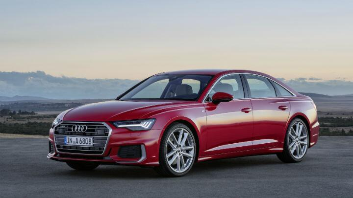 Unveiled: 2018 Audi A6