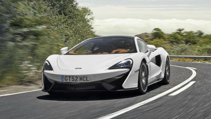 McLaren has made a 570GTS (sort of)