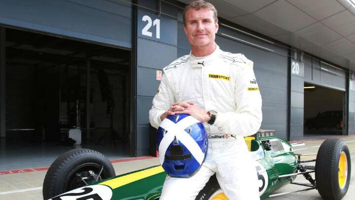 My life in cars: David Coulthard