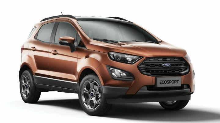 Ford recalls 4379 EcoSports in India