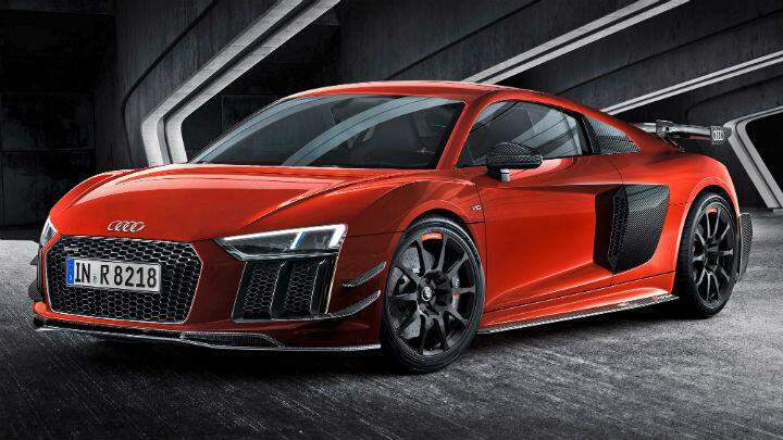 Audi's new special edition R8 has an exceedingly long name