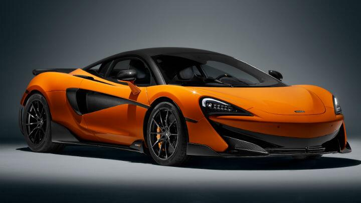 The McLaren 600LT is the most extreme Sports Series car ever