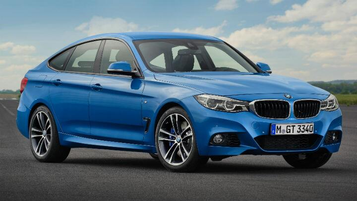 Launched: 2018 BMW 3-Series GT