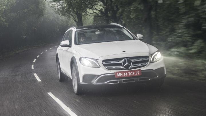 Driven: Mercedes E-Class All Terrain