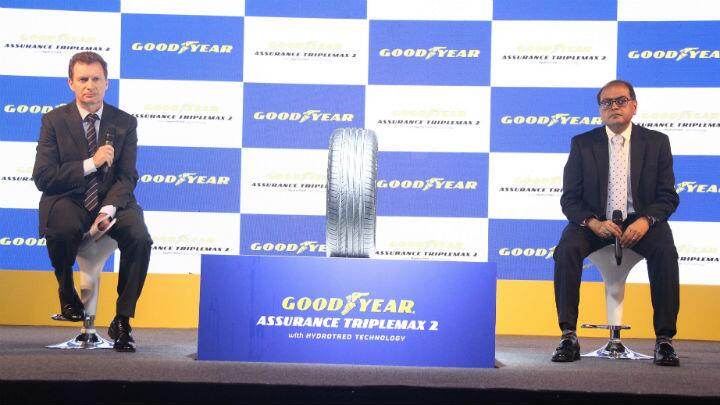 Launched: Goodyear Assurance TripleMax 2