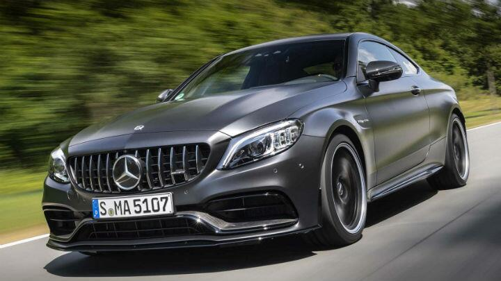 Review: Mercedes-AMG C63 S Coupe