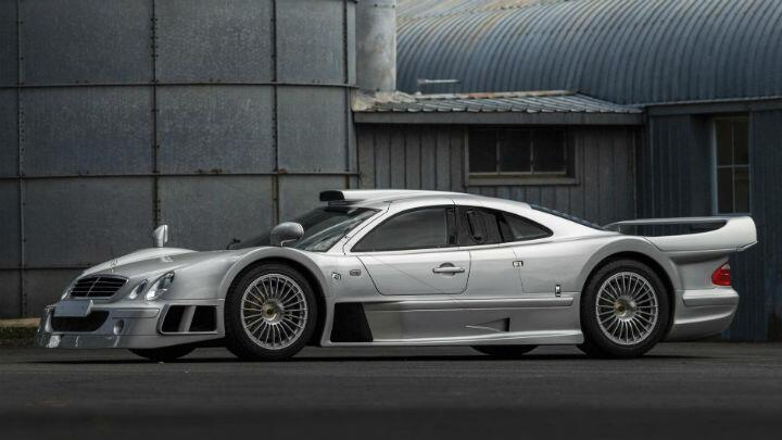 Please someone buy this Mercedes AMG CLK GTR