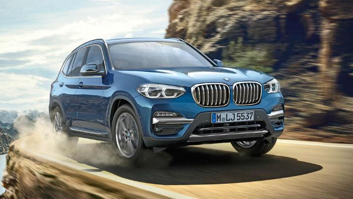 BMW X3 xDrive30i launched