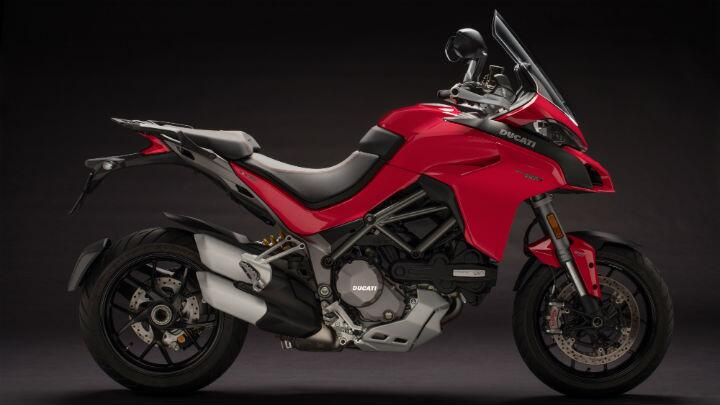 Launched: Ducati Multistrada 1260 at Rs 16 lakh