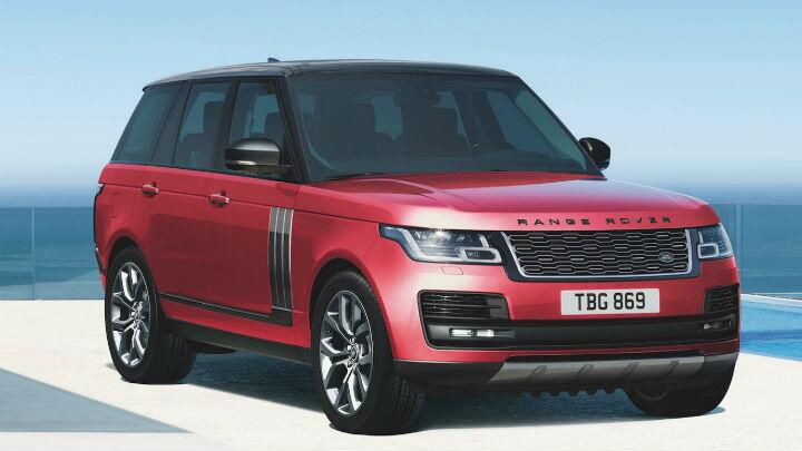 JLR commences bookings for Range Rover Sport SVR and SV Autobiography