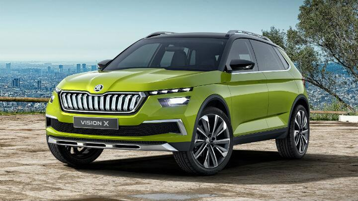 Skoda takes responsibility of VW Group's India product development