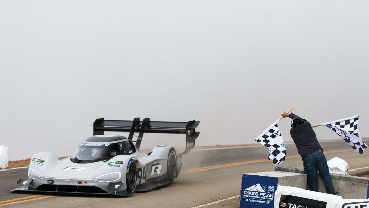Volkswagen Has Torn The Pikes Peak Record To Shreds