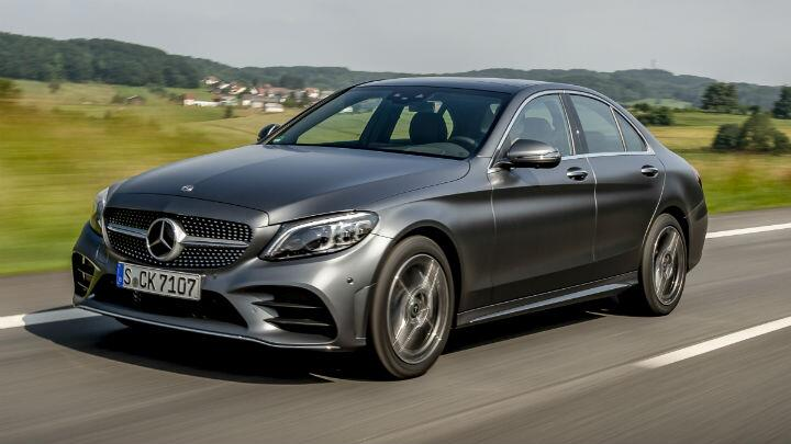 Driven: Updated Merc C-Class