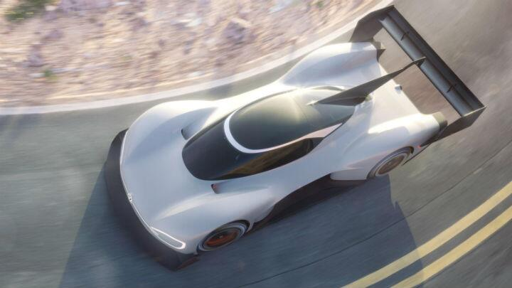Volkswagen to take on Pikes Peak with the fully electric I.D. R Pikes Peak