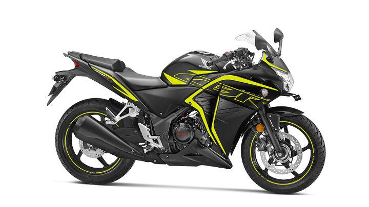 BS-IV compliant Honda CBR 250R launched