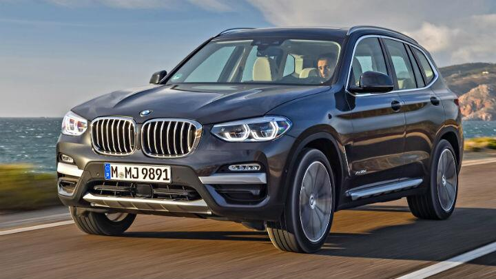 Review: 2018 BMW X3