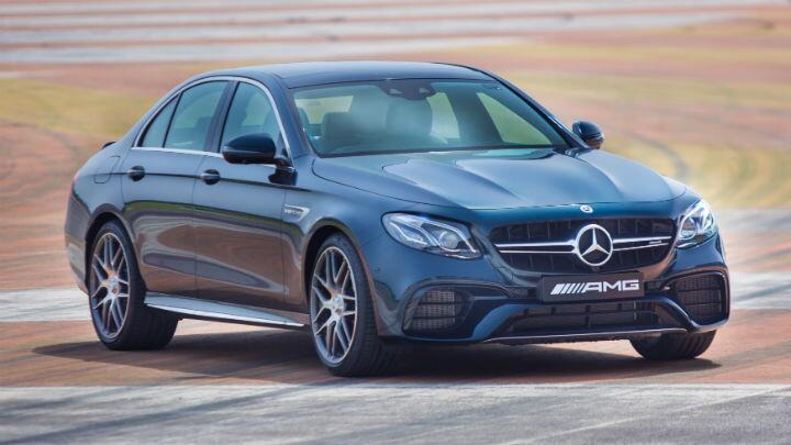 First drive: Mercedes-AMG E63 S