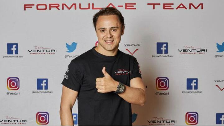 Felipe Massa will race in Formula E next season