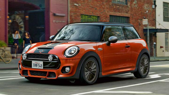 Launched: 2018 Mini Cooper