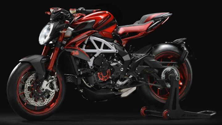 Unveiled: limited edition MV Agusta Brutale 800 RR