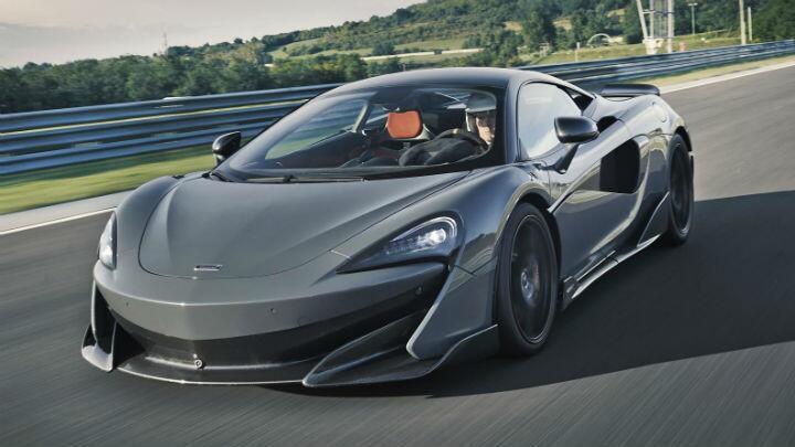 Review: McLaren 600LT