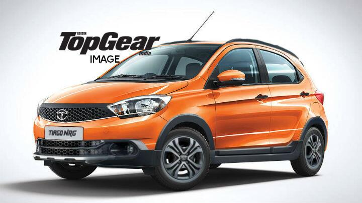 Tata Tiago NRG possible launch on September 12