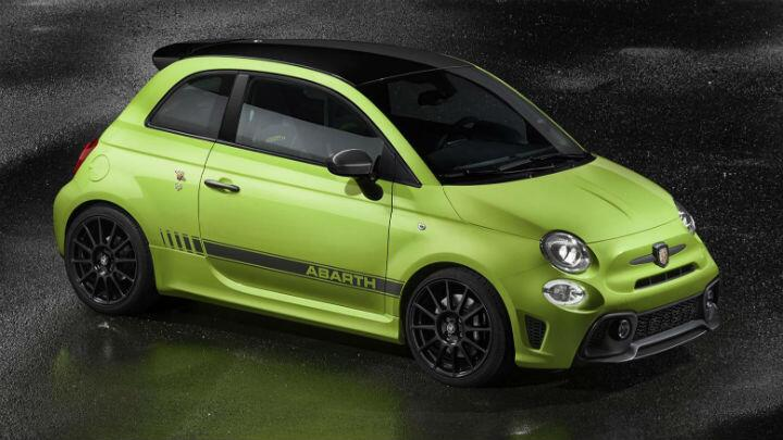 Abarth's latest 595 is now louder, but no faster
