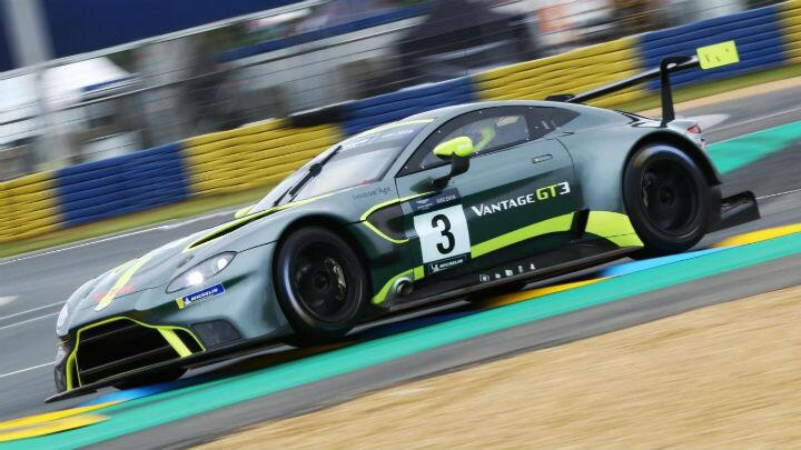 Want to race Aston Martins?