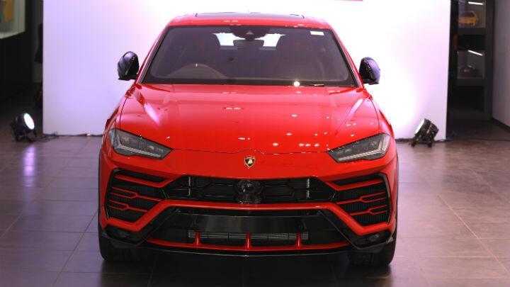Mumbai gets India's first Lamborghini Urus