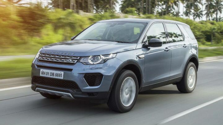 Review: Land Rover Discovery Sport (Petrol)