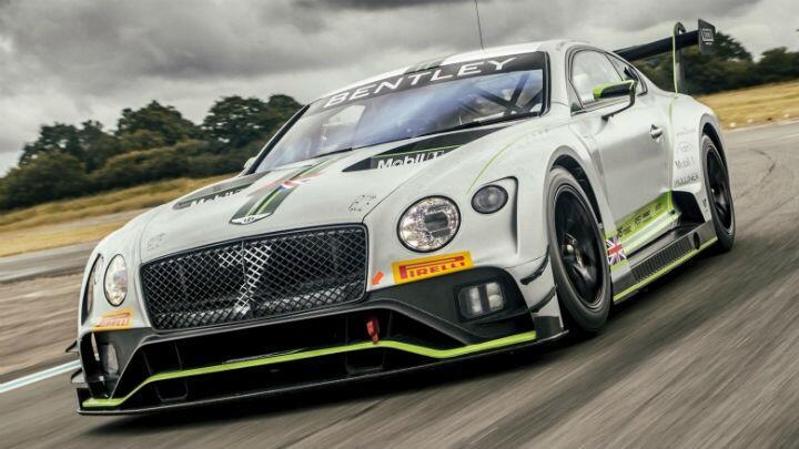Review: Bentley Continental GT3