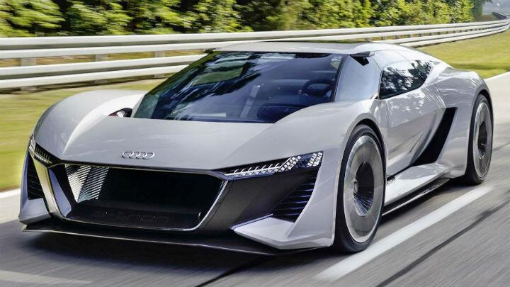 Will the Audi PB18 ever see the light of day? Maybe