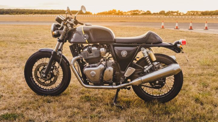Royal Enfield 650 Twins Launched Bike News Bbc Topgear Magazine