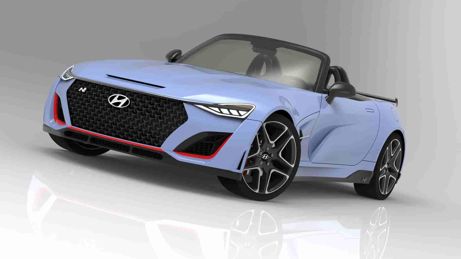 Hyundai should totally build this N Roadster