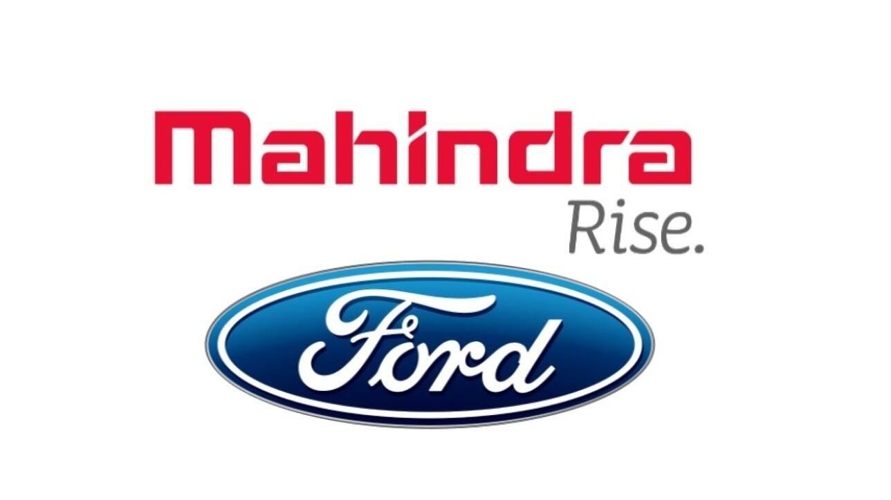 Mahindra and Ford to jointly develop a compact SUV