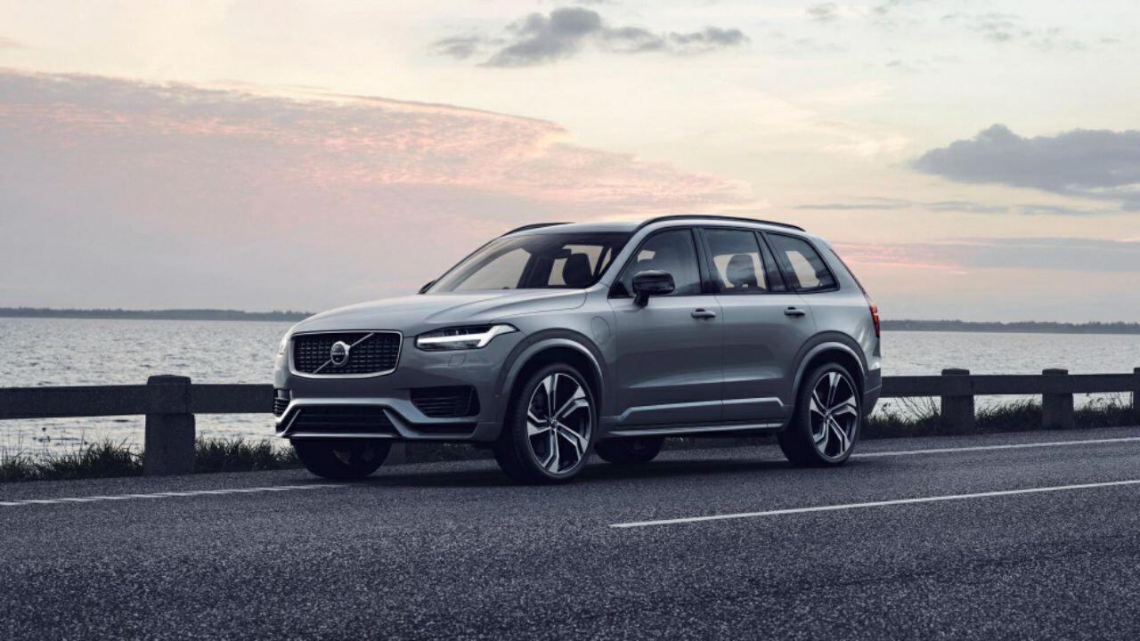 The Volvo Xc90 Now Comes With Actual Kers