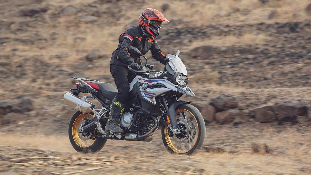 Review: BMW F 850 GS
