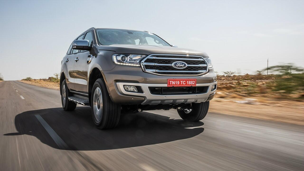Review: Ford Endeavour 2019