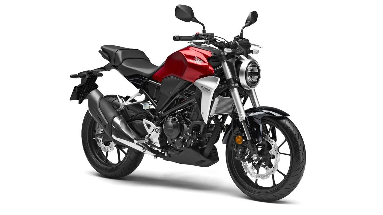 Launched: Honda CB300R