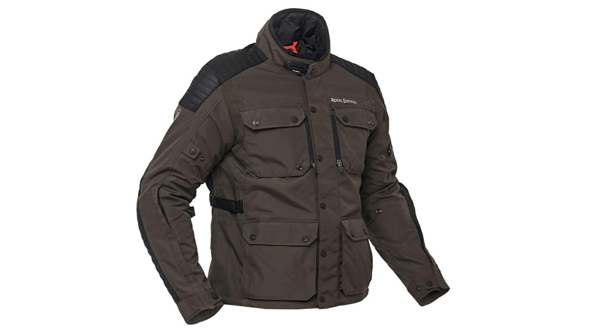 Gear Review: Royal Enfield Khardung La Jacket
