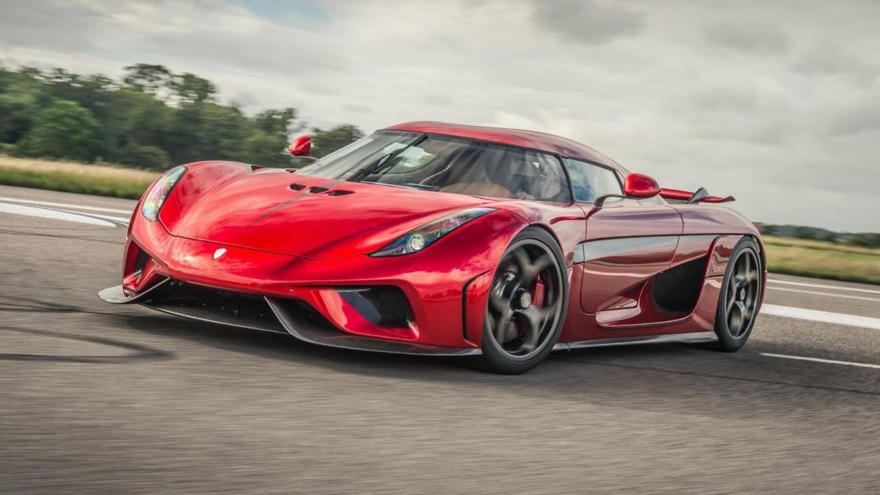 Koenigsegg is building a new hybrid supercar for 2020