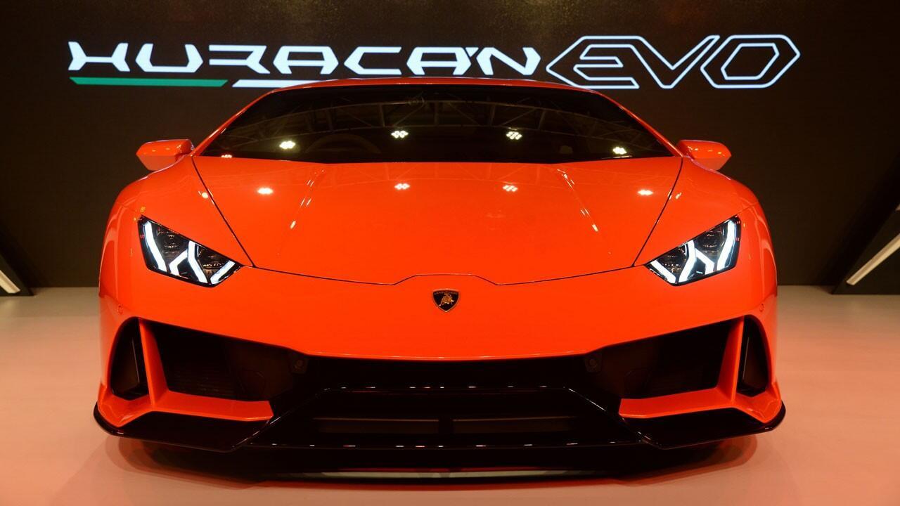 Lamborghini Launches The Huracan Evo In India Topgear India
