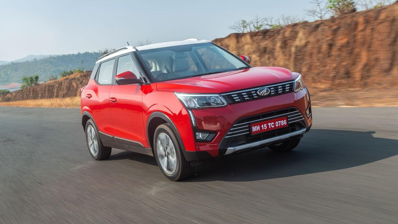 Mahindra Xuv300 The Brand New Compact Suv Driven Topgear India