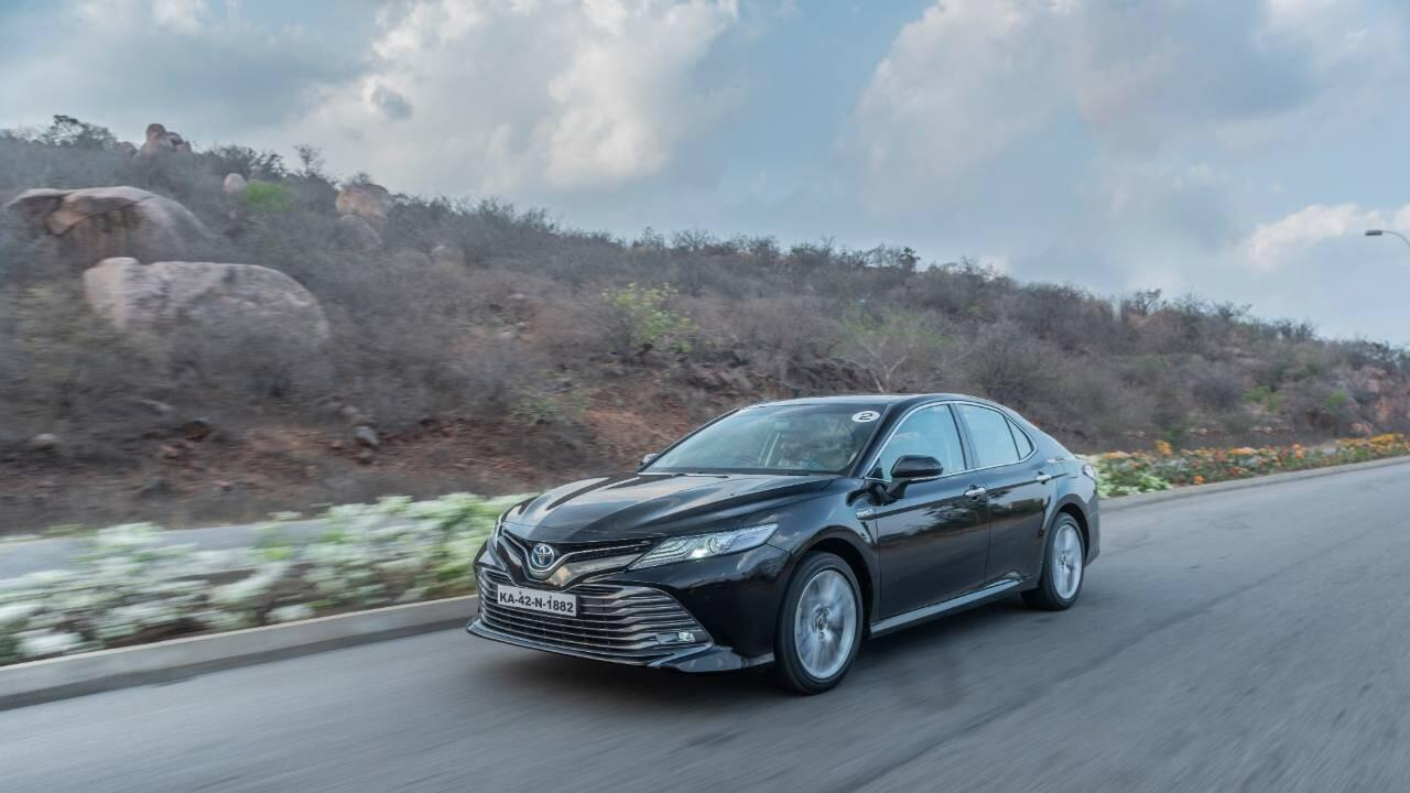 Driven: New Toyota Camry