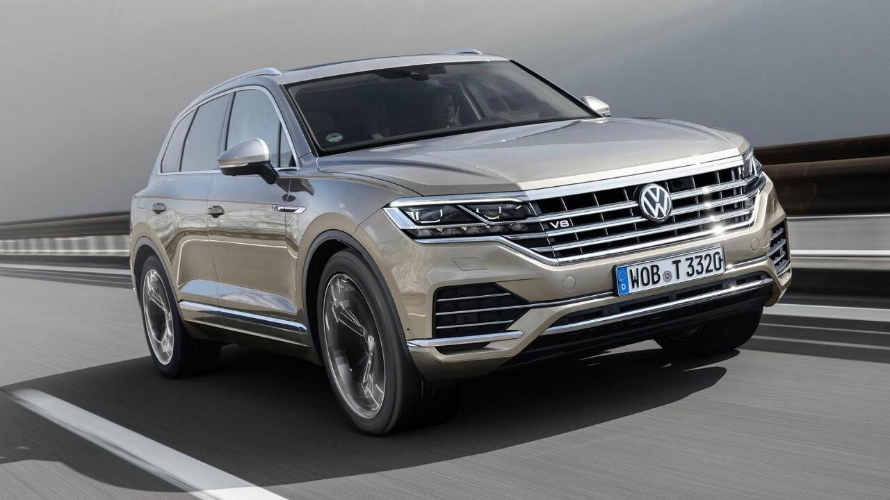 2019 VW Touareg: Larger, Lighter, Smarter, Agiler >> Touareg More On Touareg Topgear India
