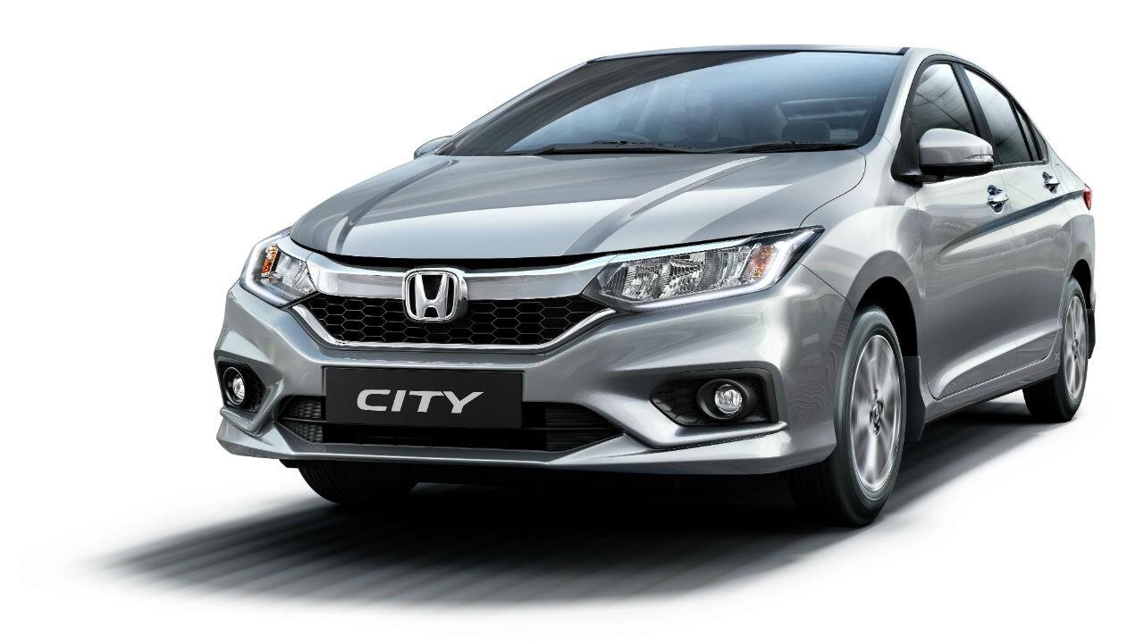 Honda launches new City variant