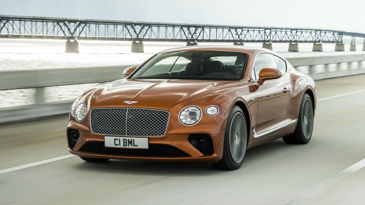 you can now buy the bentley continental gt with a v8 topgear india. Black Bedroom Furniture Sets. Home Design Ideas