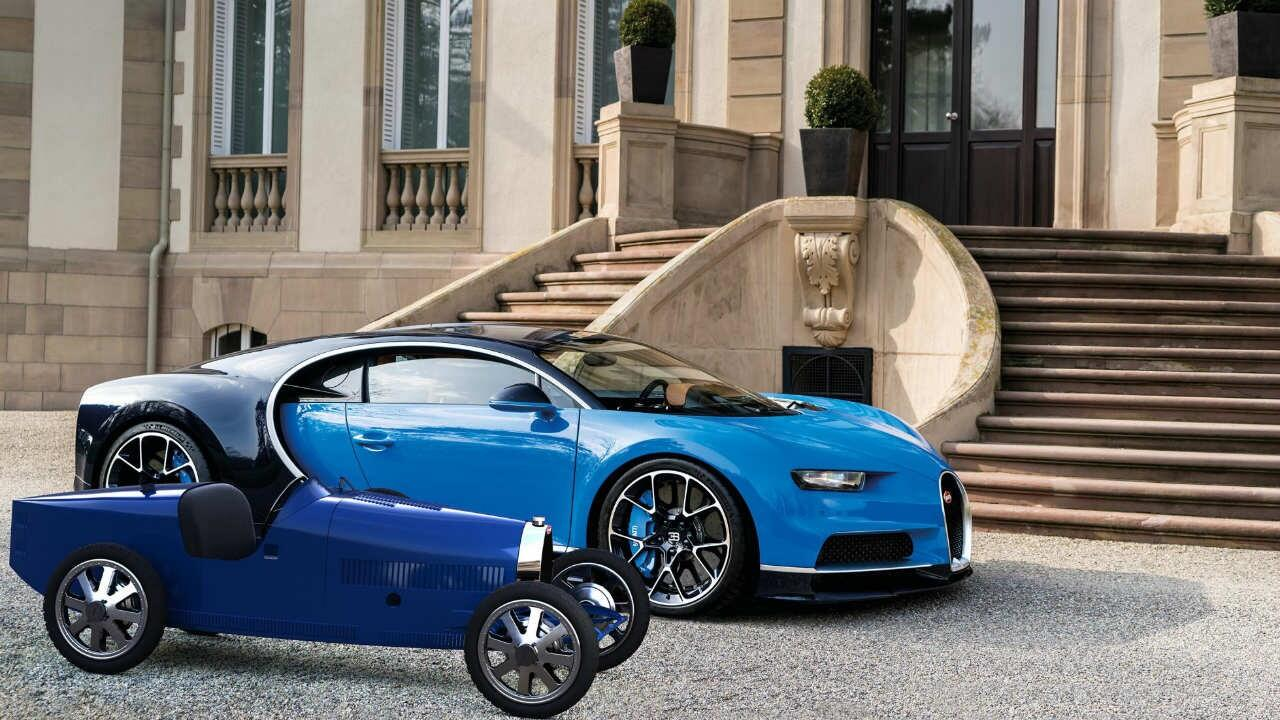 This Bugatti costs as much as a hot hatch
